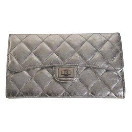 Chanel-2:55 version-Silvery