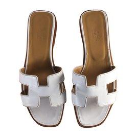 Hermès-Oran-White
