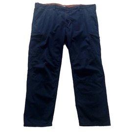Timberland-Pantalons homme-Bleu Marine