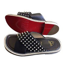 on sale 1e0e6 7cf3c low price louboutin sandals mens 61c5a bb4b1