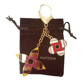 Louis Vuitton-Bijou de sac-Multicolore