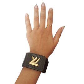 Louis Vuitton-manchette twis-Noir