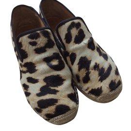Céline-Flats-Leopard print
