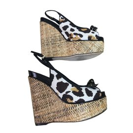 Christian Dior-Sandals-Multiple colors