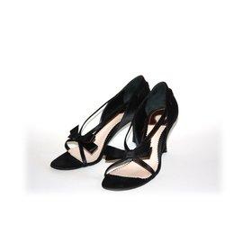 Chloé-Sandals-Black