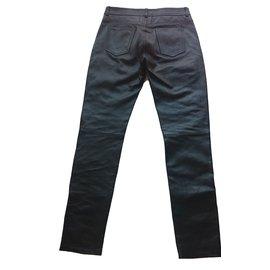 Saint Laurent-Pantalons-Noir