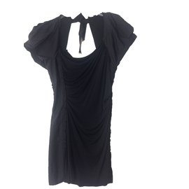 Louis Vuitton-Robes-Noir