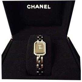 Chanel-Première mini-Black