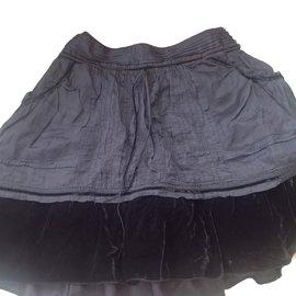 Louis Vuitton-Jupes-Noir