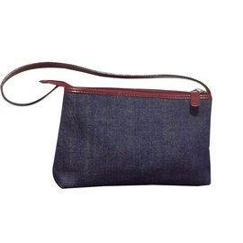 Burberry-Clutch bags-Blue