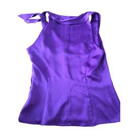 Les Copains-Set-Purple
