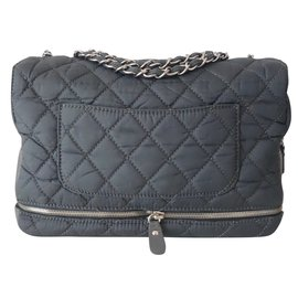Chanel-TIMELESS-Grey
