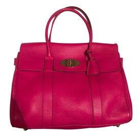 Mulberry-Handbags-Pink