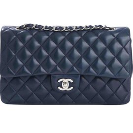 Chanel-Timeless-Bleu