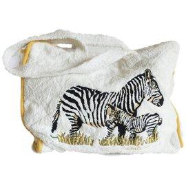 Hermès-Travel bag-White