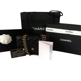 Chanel-Wallet On Chain-Noir