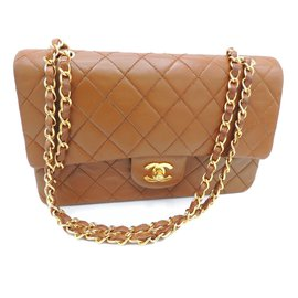 Chanel-Timeless classic-Caramel