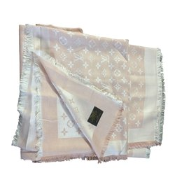 Louis Vuitton-Foulards-Rose