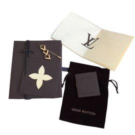 Louis Vuitton-Broches-Doré