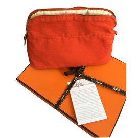 Hermès-Bolide-Orange
