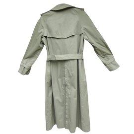 Burberry-Trench coats-Khaki