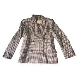 Hermès-Vestes-Marron