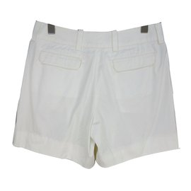Céline-Shorts-Blanc