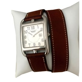 Hermès-Watch-White