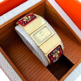 Hermès-Fine watche-Golden