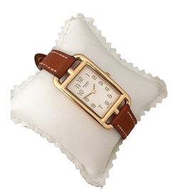Hermès-Nantucket Or-Blanc