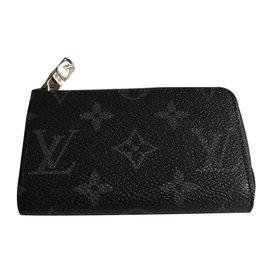 Louis Vuitton-Petite maroquinerie-gris anthracite