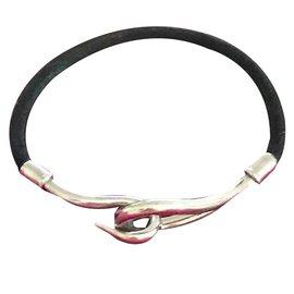 Hermès-Bracelet-Noir