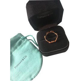 Tiffany & Co-Bagues-Doré