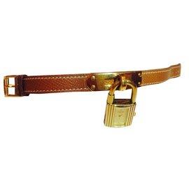 Hermès-Fine watches-Light brown
