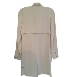 Halston Heritage-Mid-length dress-Beige