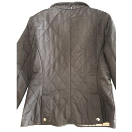 Burberry-Jackets-Black