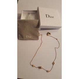 Dior-Colliers-Doré