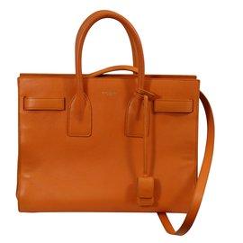 Yves Saint Laurent-Sac du jour-Orange