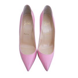 Christian Louboutin-Pigalle Follies rose Christian Louboutin-Rose