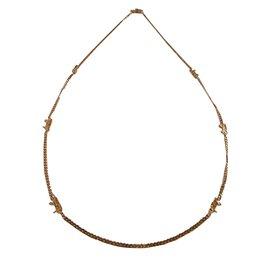 Céline-Necklace-Golden