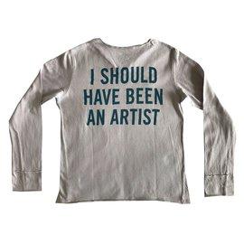 Zadig & Voltaire-T-shirt-Beige