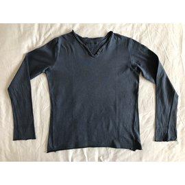 Zadig & Voltaire-T-shirt-Bleu