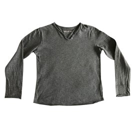 Zadig & Voltaire-T-shirt-Gris