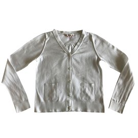 Bonpoint-Cardigan-White