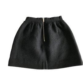Bonpoint-Skirts-Black