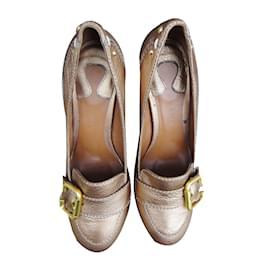 Chloé-Heels-Bronze