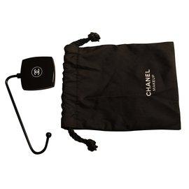 Chanel-Bag charms-Black