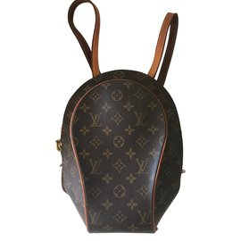 Louis Vuitton-Sac à dos-Marron