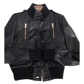 Gucci-Blouson-Noir