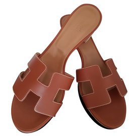 Hermès-Sandales-Autre